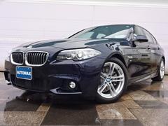 BMW523d Mスポーツ インテリセーフティ ACC 後期