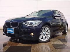 BMW116i Mスポーツ IドライブHDDナビ PサポートPKG