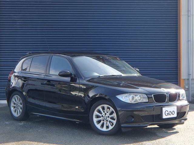 BMW 1シリーズ 116i スマートキー CDコンポ ETC付 ...