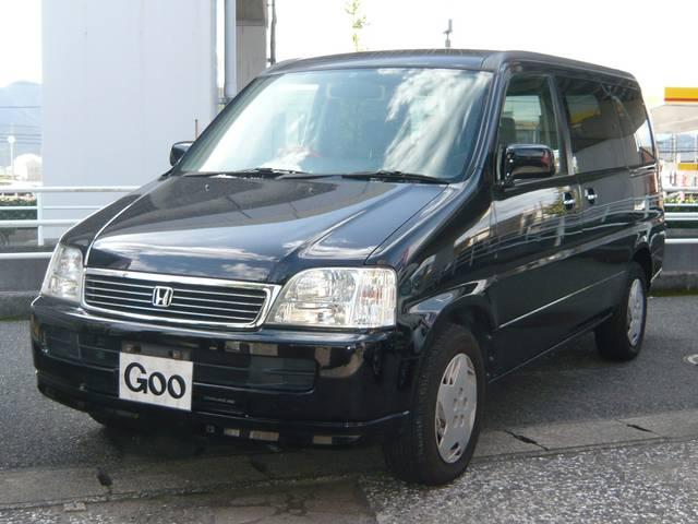ホンダ ステップワゴン デラクシーF 回転対座シート (車検整備付)