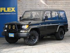 ランドクルーザープラドSXディーゼルターボ 4WD