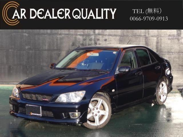 トヨタ RS200 クオリタート モデリスタエアロ