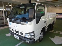 タイタントラック3t平垂直PG 荷台塗装済 スムーサー5速AT ETC付
