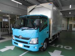 ダイナトラックアルミウィング ワイドロング 普通免許対応 キーレス車