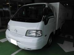 ボンゴトラック0.85t冷蔵冷凍車 −5℃設定 5MT ディーゼル車