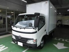 ダイナトラック2tアルミバン 全塗装済 バックモニター ナビ ETC