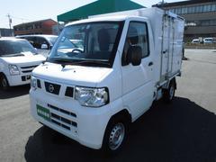 NT100クリッパートラック冷蔵冷凍車 −25℃設定 5速マニュアル スライドドア付