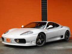 フェラーリ 360モデナF1 黒革SフルKit付MSマフラー