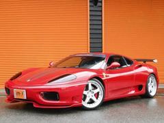 フェラーリ 360モデナF1 チャレスト仕様HAMANN仕様