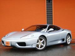 フェラーリ 360360モデナ 正規D車F6速FerrariBAG有ノーマル車