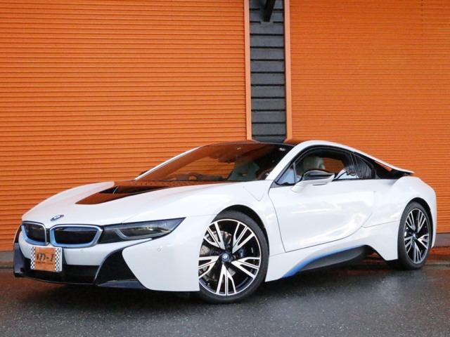 BMW i8 I8ベースピュアイン...