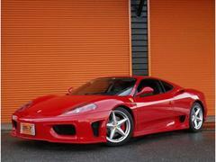 フェラーリ 360モデナF1 正規D車エアロマフラチャレグリ