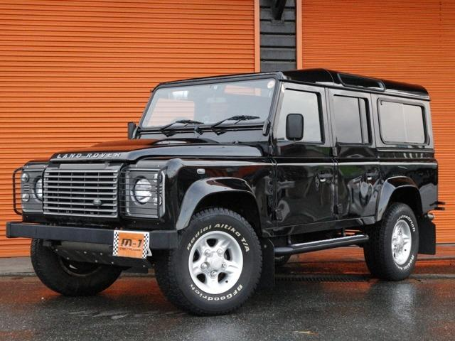 Photo of LAND_ROVER DEFENDER 110 PICK UP / used LAND_ROVER