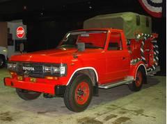 ランドクルーザー60消防車