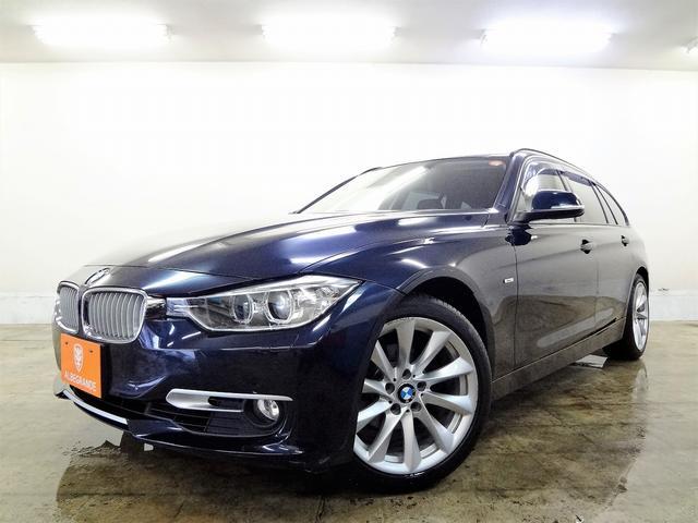 BMW 3シリーズ 320iツーリング モダンHDDナビBカメラ ...