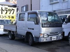 アトラストラックWキャブ 5速 ETC 積載量1.25t