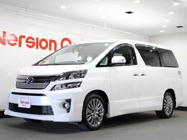 トヨタ 2.4Z ゴールデンアイズII ワンオーナー 全国3年保証付
