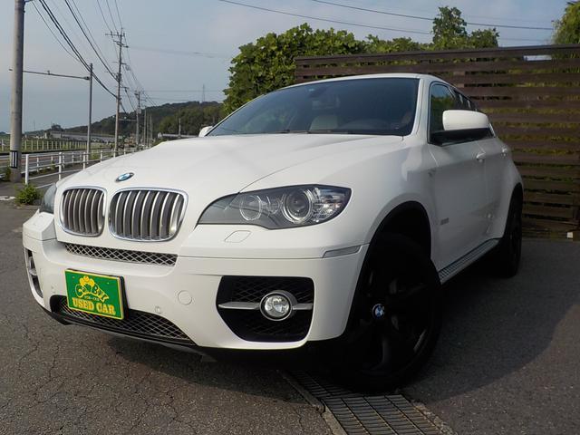 BMW X6 アクティブハイブリッドX6 (検30.4)