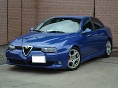 アルファ156GTA 3.2 V6 24V 6MT 本革 BOSE