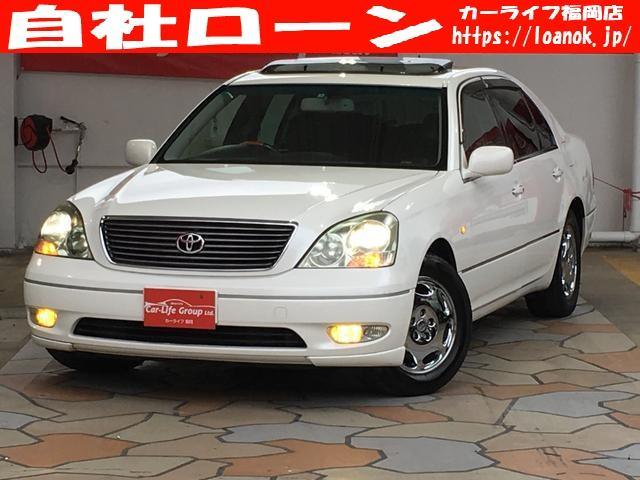 Photo of TOYOTA CELSIOR B ER VERSION / used TOYOTA