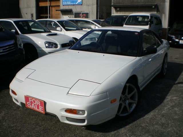 日産 タイプIII スーパーハイキャスパッケージ 外装同色塗装済