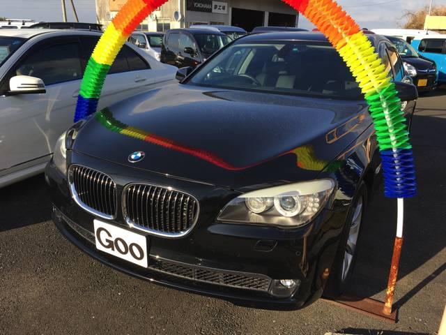 BMW 7シリーズ 740i 純正HDDナビ 録音機能 サンルーフ...