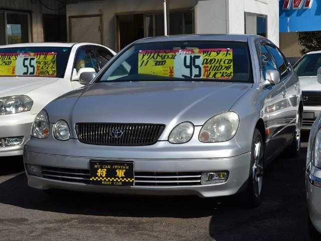 トヨタ V300ベルテックスエディション HID 17AW