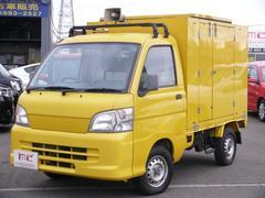 ハイゼットトラック 移動販売車 ずん胴 コンロ シンク CD連動拡声器 ポンプ(ダイハツ)