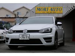 VW ゴルフR純正ナビ TV ETC