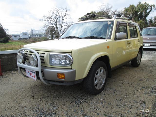 日産 タイプII 4WD