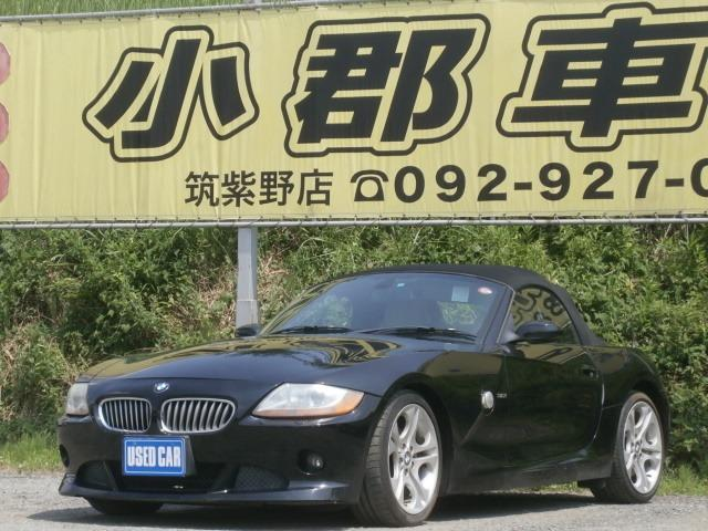 BMW Z4 3.0i  電動オープン 本革シート シートヒーター...