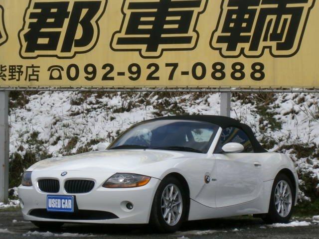 BMW Z4 2.2i オープン ナビ TV キーレス ETC M...