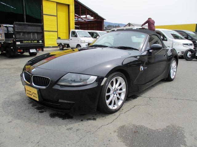 BMW ロードスター2.5i 赤本革 シートヒーター