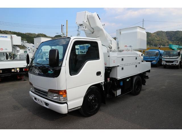 いすゞ エルフトラック アイチ高所作業車SH106 (なし)