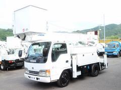 アトラストラックアイチ高所作業車Sh15A