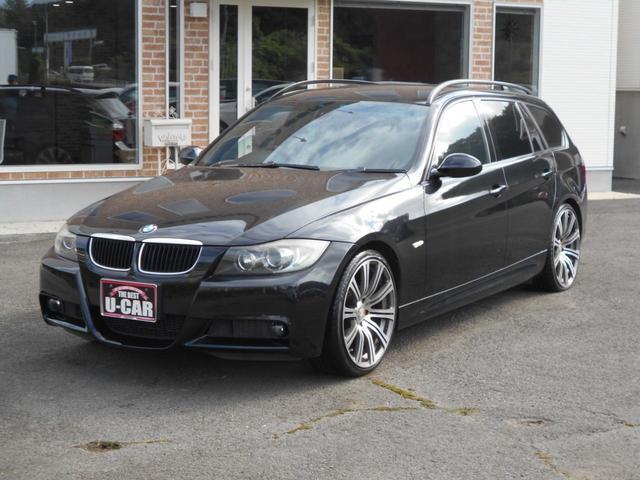 BMW 3シリーズ 320iツーリング Mスポーツパッケージ アル...