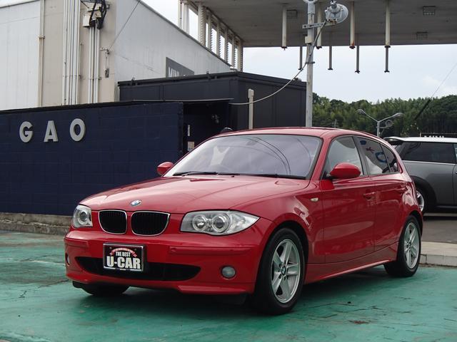 BMW 118i i Drive ナビ 本革シート キセノン