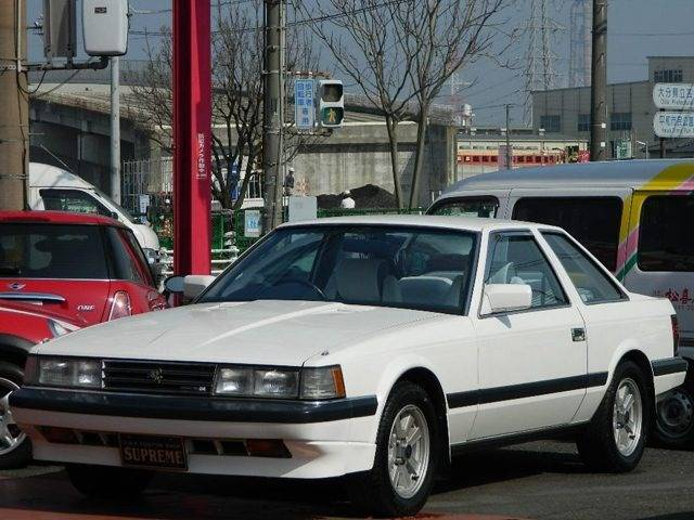 1984 Toyota Soarer GZ10 GT - Oita, Japan