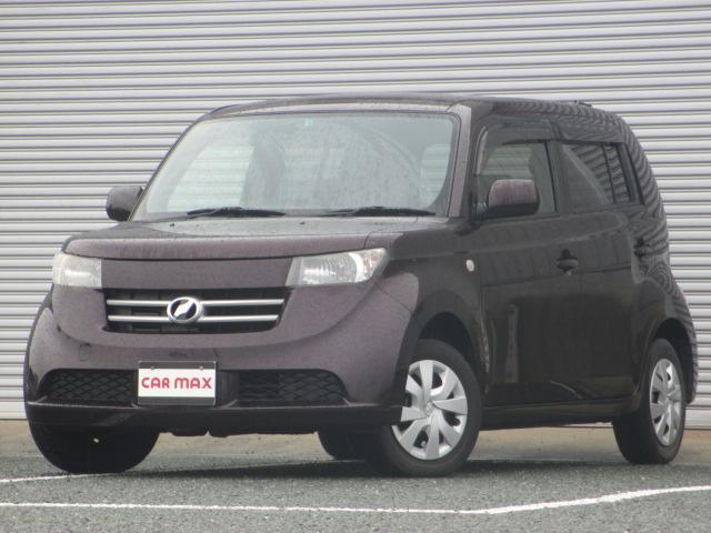 トヨタ bB S 2年保証 CD キーレス (車検整備付)
