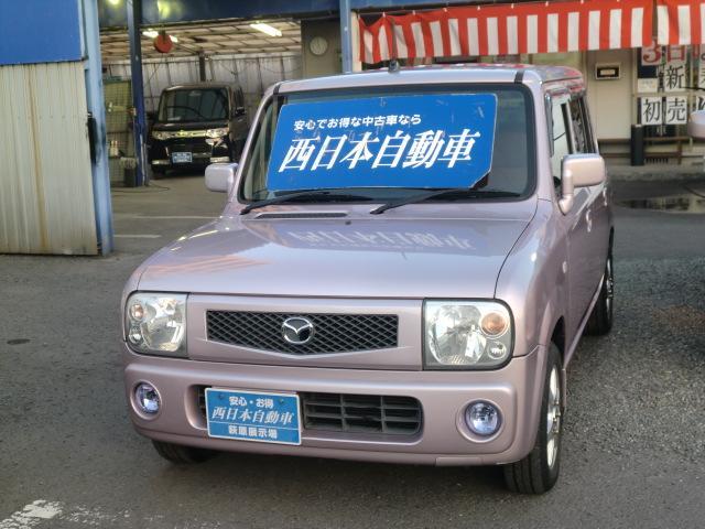 マツダ スピアーノ X タイミングチェーン 車検2年付 (車検整備付)