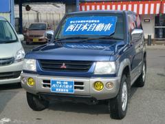 パジェロミニX 背面タイヤ