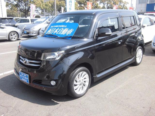 トヨタ bB Z Xバージョン (車検整備付)
