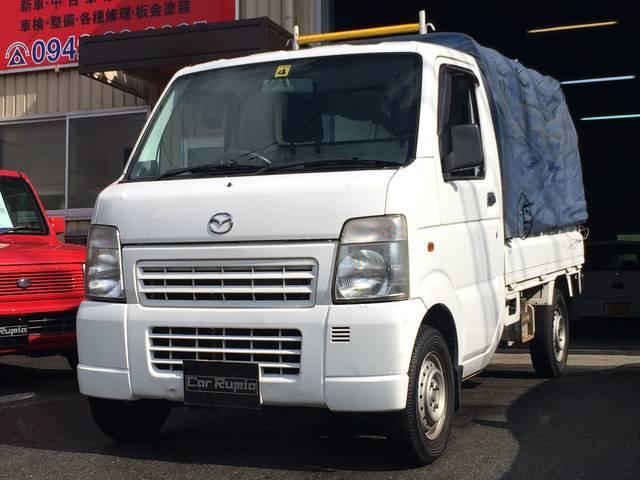 マツダ スクラムトラック 幌 5MT (なし)