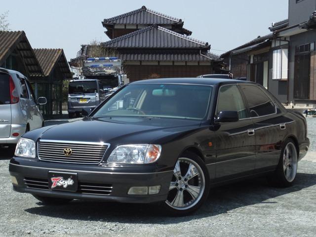 トヨタ C仕様 最終型モデル ベージュ革