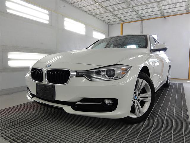 BMW 3シリーズ 320dブルーパフォーマンス スポーツ (車検...