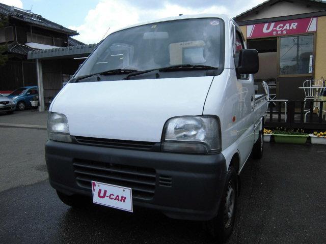 マツダ スクラムトラック KAエアコン付 (車検整備付)