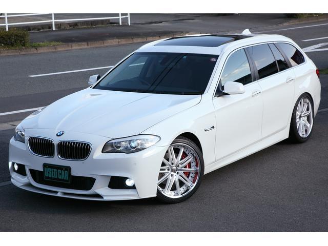 BMW 5シリーズ 528iツーリングパフォーマンス仕様パノラマル...