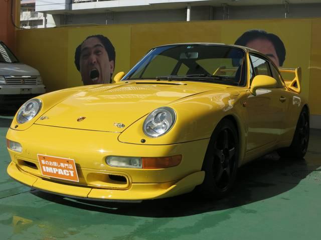 ポルシェ 911 911カレラ クーペI純正色RS仕様 (検30.7)