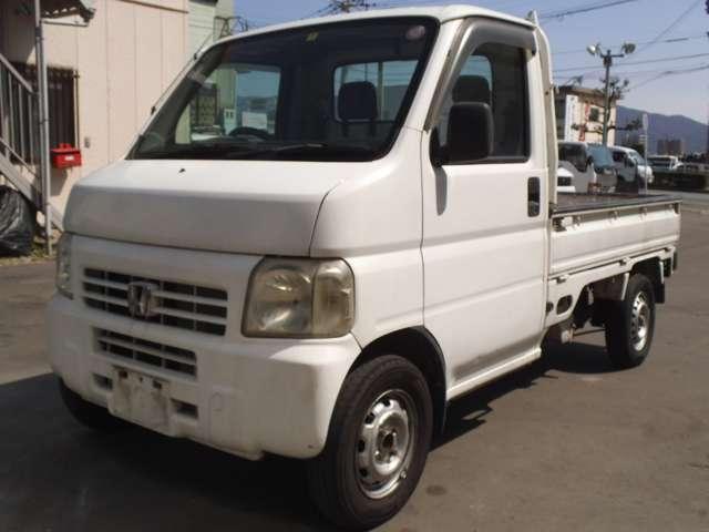 ホンダ アクティトラック SDXII 3方開 (車検整備付)