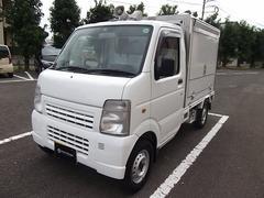 キャリイトラック 冷蔵冷凍機付 移動販売車(スズキ)